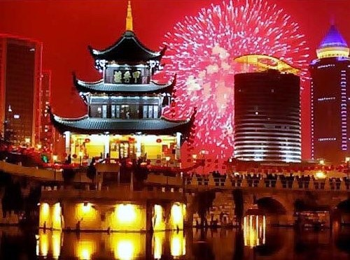 Как отметить восточный новый год