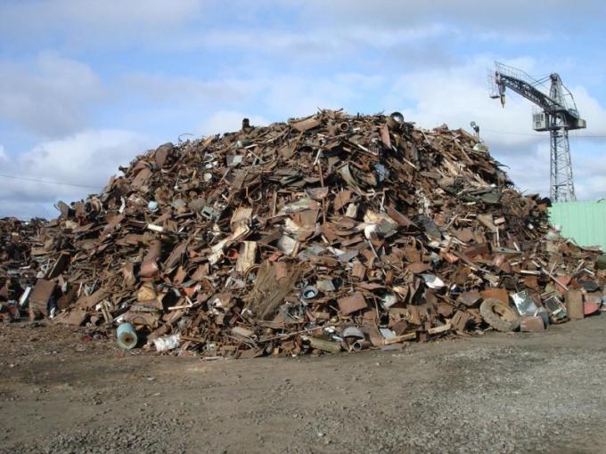 How to organize waste disposal enterprise