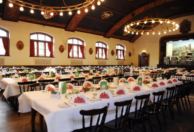 How to open a Banquet hall