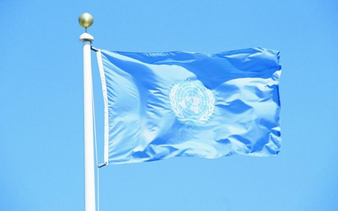 Как вступить в ООН