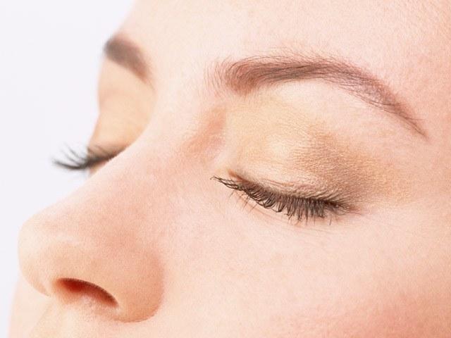 How to mask pores