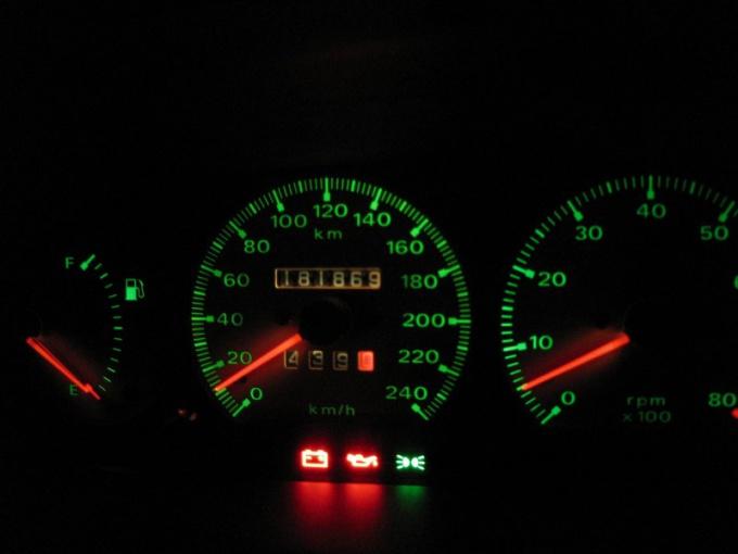 Как определить число топлива
