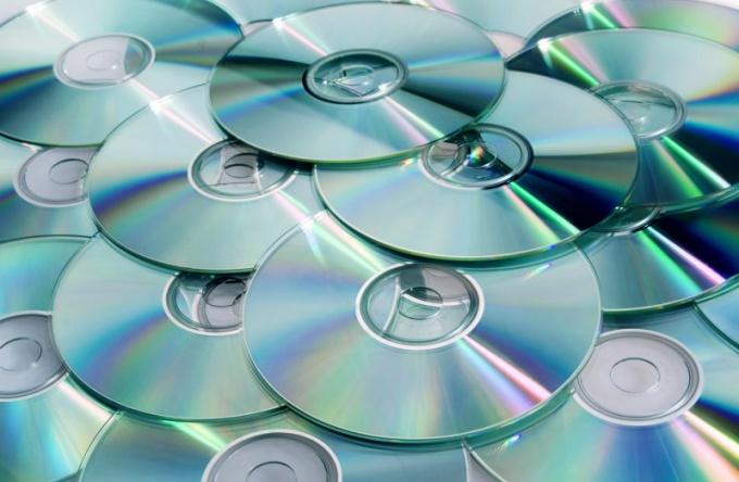 Как записать информацию на dvd диск