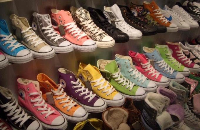 Как растаможить обувь