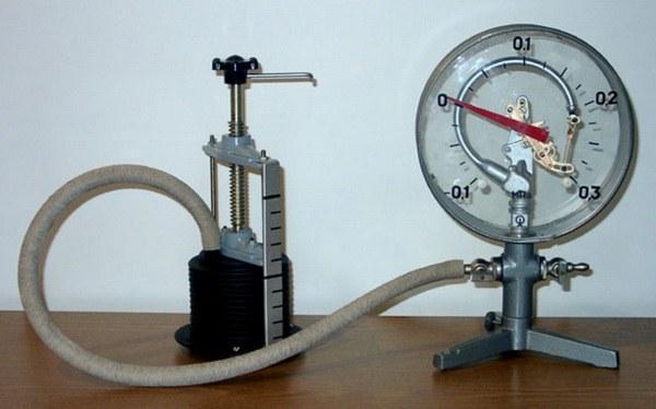 Как найти температуру воздуха при постоянном давлении