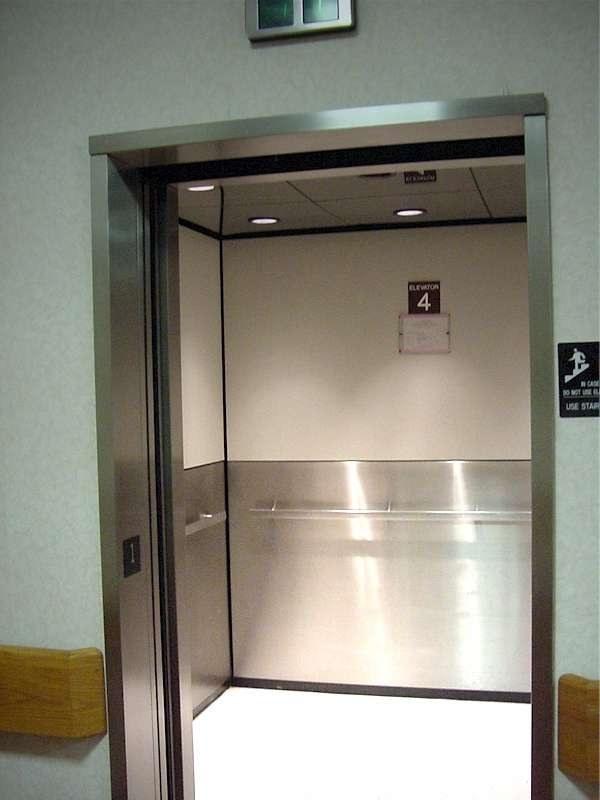 Как отремонтировать лифт