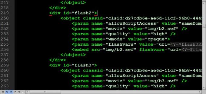 Как отформатировать код