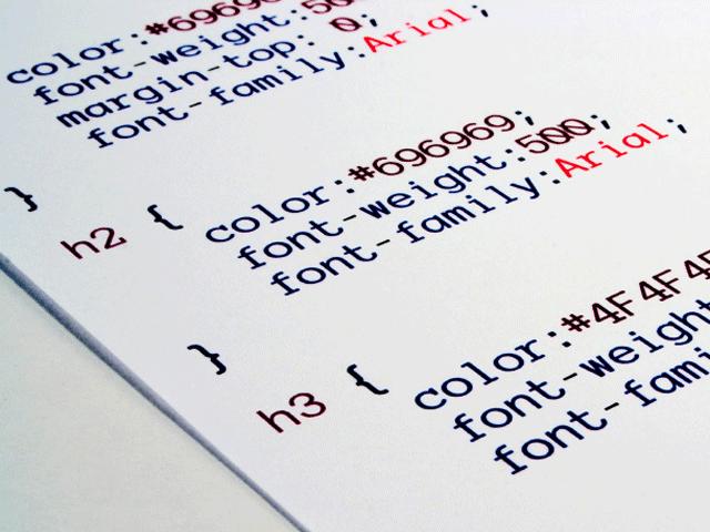 Как написать веб страницу