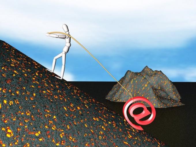 Как получить е-mail