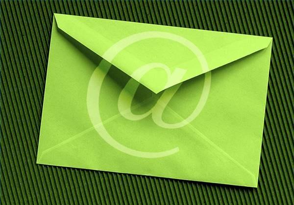 Как ввести e-mail адрес