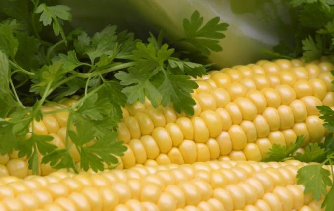 How to make corn flour