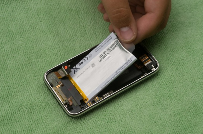 Как восстановить литиевый аккумулятор