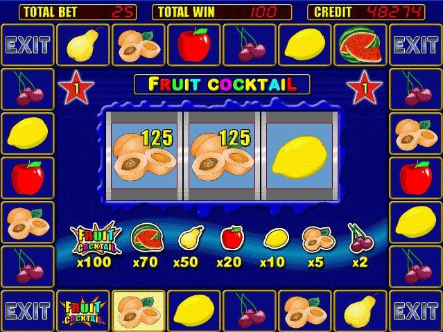 "How to win at slot machine ""Strawberries"""