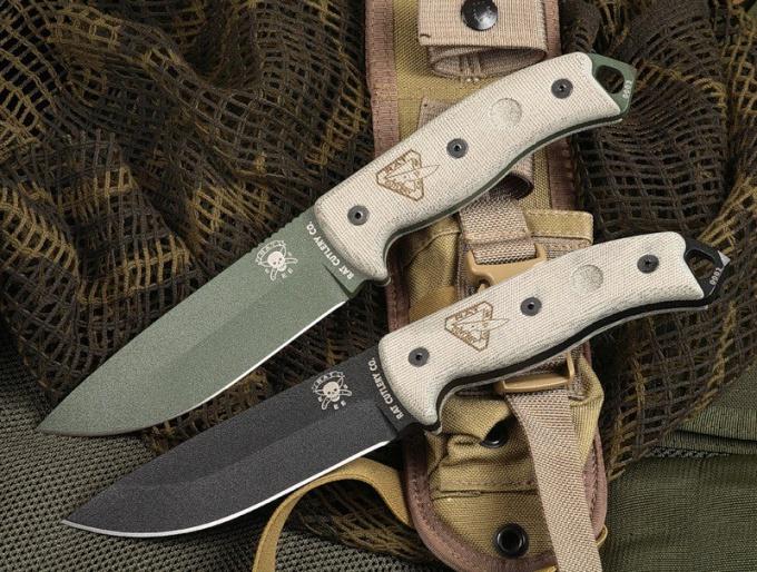 Как выбрать сталь для ножа