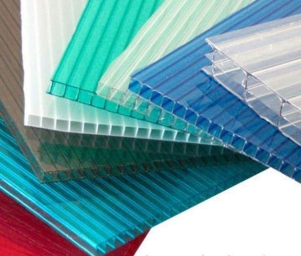 Как построить навес из поликарбоната