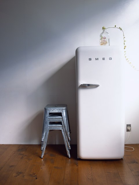 How to update an old refrigerator