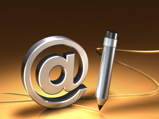 How to find e-mail name