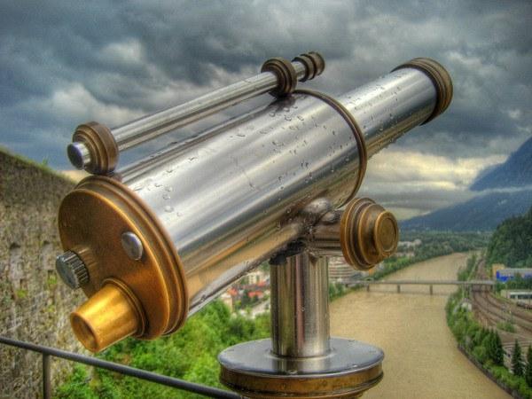 Как сделать мощный телескоп своими руками с увеличением 700 раз