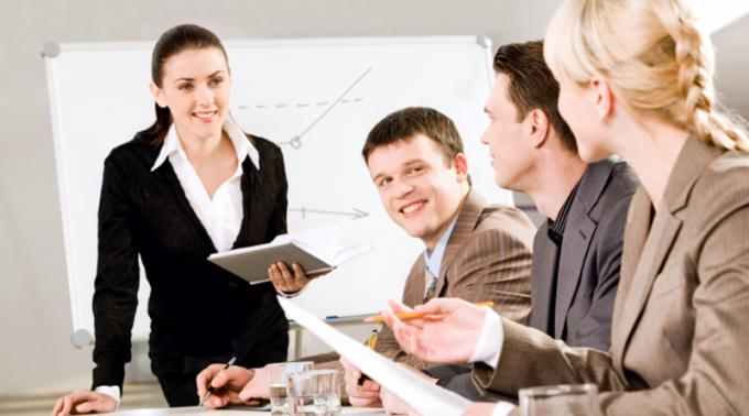 Как организовать работу менеджера