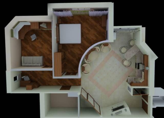Как посмотреть планировку квартиры