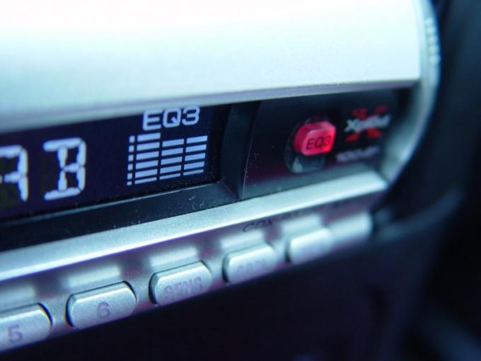 Как разблокировать магнитолу в Ford