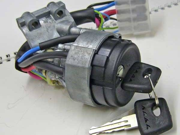 How to change lock cylinder ignition