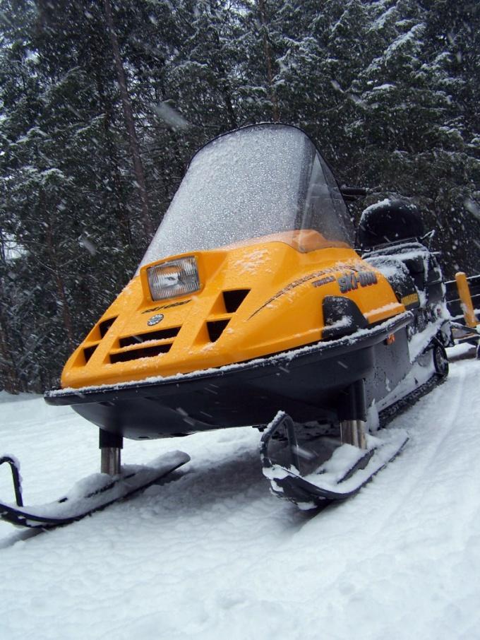 Как купить снегоход в Финляндии