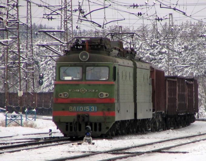 Как отправить контейнер из Москвы