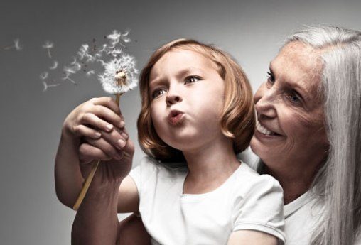 Как поздравить с 8 марта бабушку
