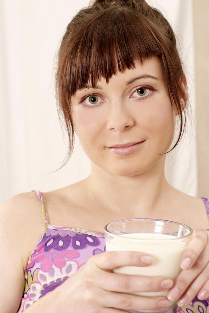 Как определить калорийность молока