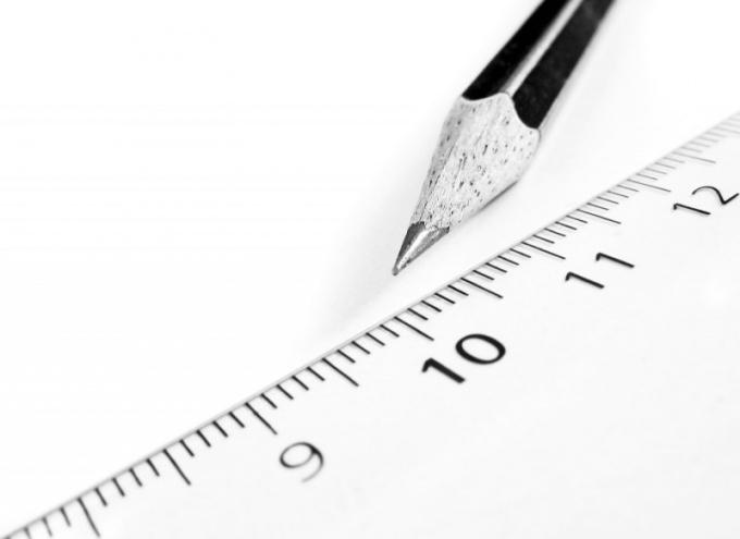 Как обнаружить естественную величину сечения
