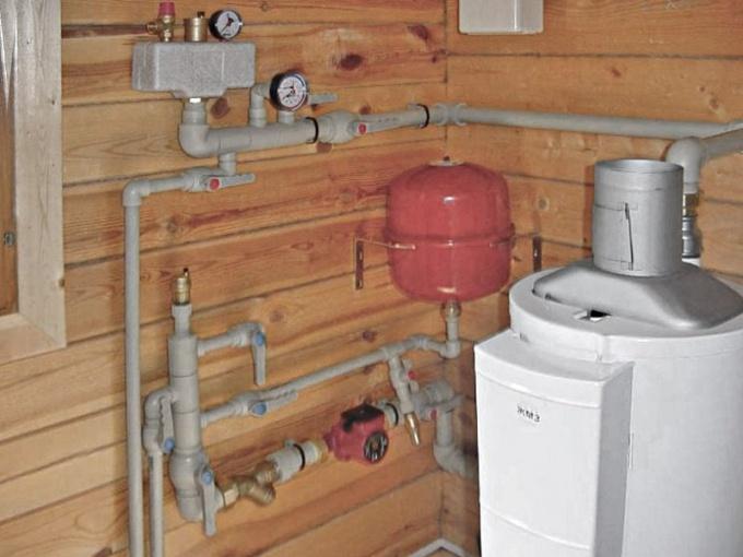 Как закачать систему отопления