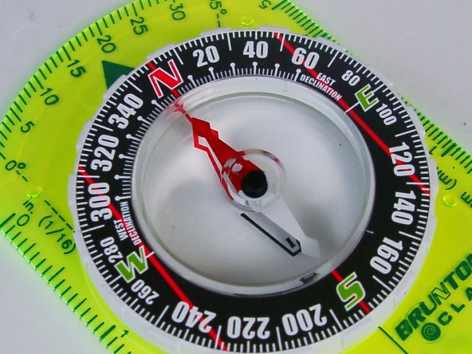 How to learn to use a compass