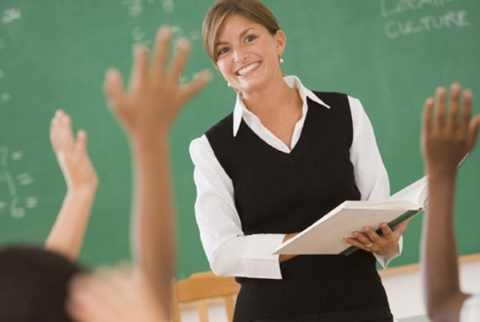 How to write a character reference for a teacher