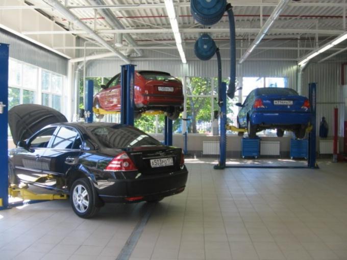 Как ремонтировать Ford