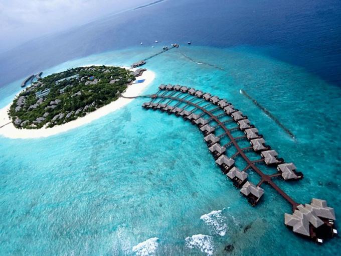 Как попасть на Мальдивы