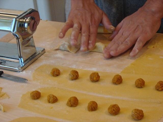 Как готовить фарш для пельменей