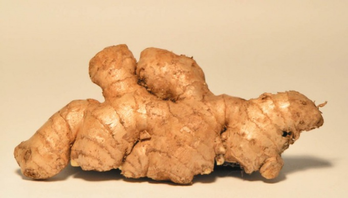How to preserve ginger root
