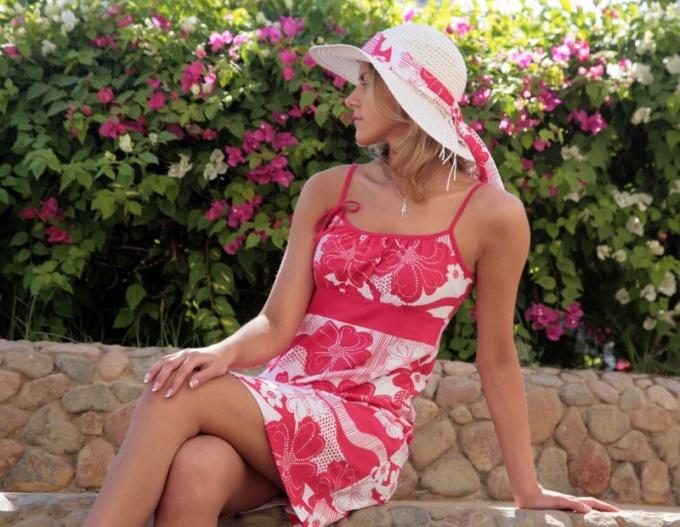 Как сшить женский сарафан