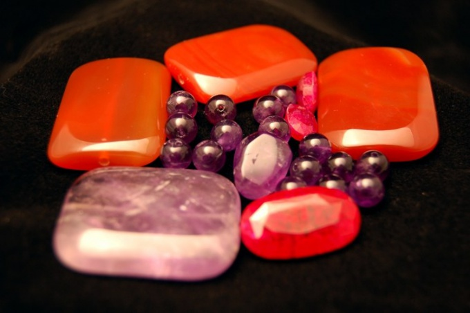 How to grow precious stones