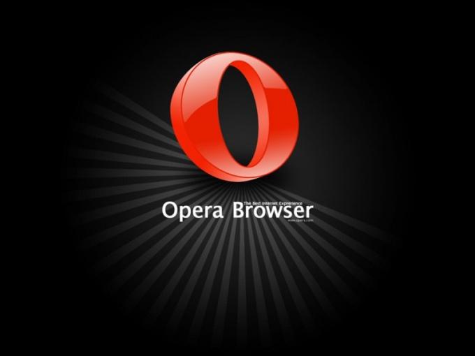 Как настроить работу Оpera