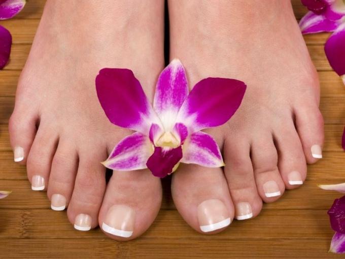 Как избавиться от грибка на пальцах ног
