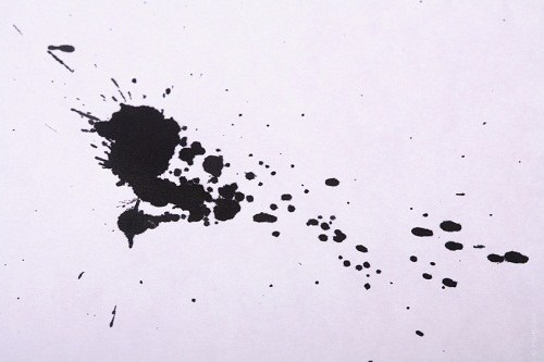 How to get rid of ink stains