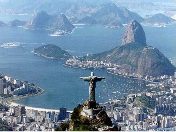 Как долететь в Бразилию