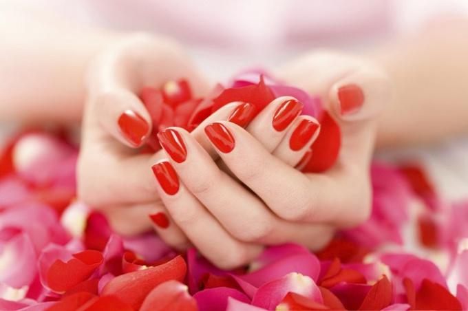 Как сделать кожу рук гладкой