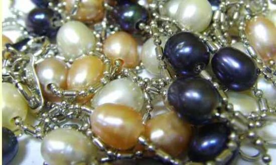 How to know whether pearls are real