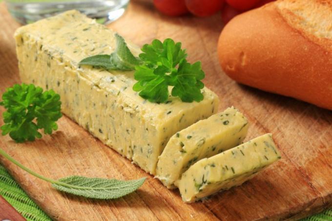 Как определить растительный жир