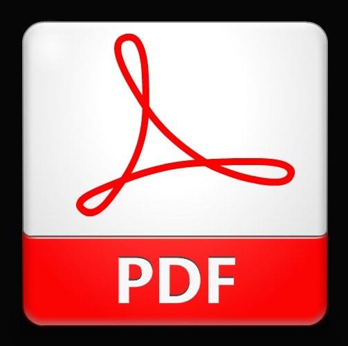 Как напечатать документ в pdf