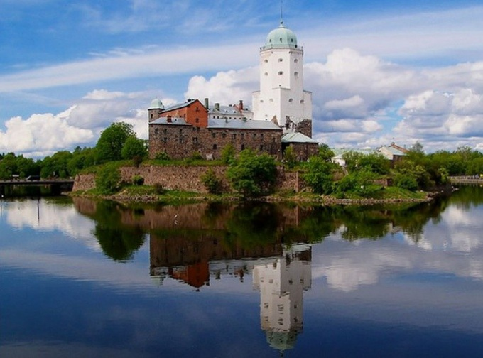 How to get to Vyborg