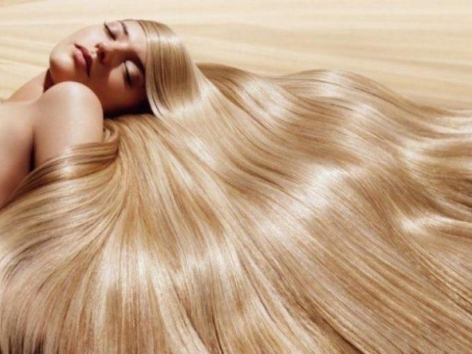 Как лечить обесцвеченные волосы